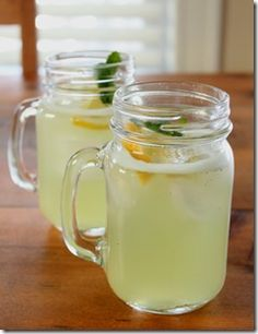 Recipe: Cucumber Agua Fresca with Lemon and Mint