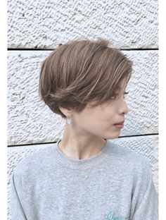 Bob Haircut With Bangs, Short Bob Haircuts, Cool Haircuts, Pixie Haircut, Hairstyles Haircuts, Asian Short Hair, Short Hair Cuts, Short Hair Styles, Bob Styles