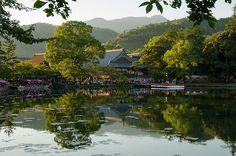 Daikaku-Ji  (Kyoto) / 旧嵯峨御所大覚寺門跡・大沢池(京都)