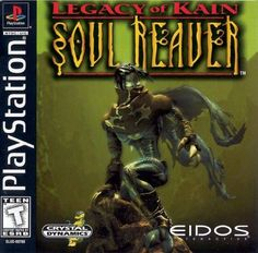 Legacy of Kain: Soul Reaver Game Review
