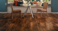 A remarkably realistic; distressed oak pattern, Havana features the look of reclaimed wood. Its beautifully refined graining and natural under glow offers a rustic sophistication that can compliment a wide range of looks in any home including Modern, Traditional and Rustic.
