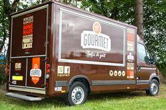 Camion magasin Arcillon - fabricant de camion pizza