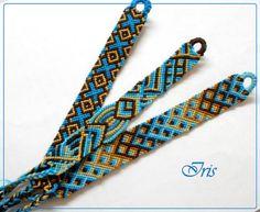 Photo of #7249 by by_Ann - friendship-bracelets.net