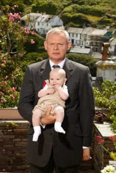 Doc Martin and James Henry