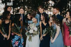 #aandberealbride // truvelle // farm wedding // dallas bride