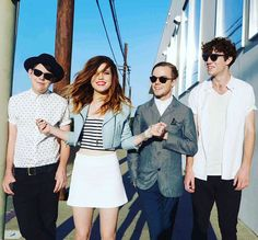 ECHOSMITH!I love their songs more than any other