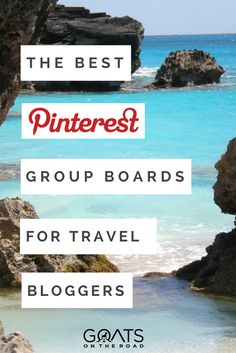 Travel Blogger Guide To Pinterest | How To Grow Pinterest | How To Increase Website Traffic | #travelbloggertips #bloggingexperts #travelblog
