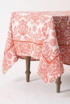 Magnolia Tablecloth
