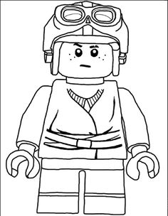 Lego Star Wars Coloring Pages | Downloaded | Pinterest | Lego star ...