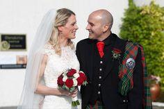 Athletics star Eilidh Child marries long-term partner Brian Doyle at tartan-themed wedding http://dlyr.ec/czsb03