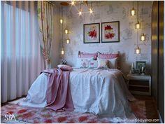 Romantic Bedroom on Behance