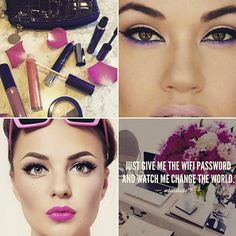 Work from home using makeup and your phone! ActiLabs is launching in the US on March 31. Come join my team and make 2016 better than ever! Contact me now!