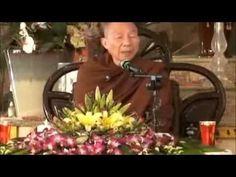 Thiền trong đạo Phật: Quán Tâm  niệm xứ - Hòa thượng Kim Triệu - YouTube