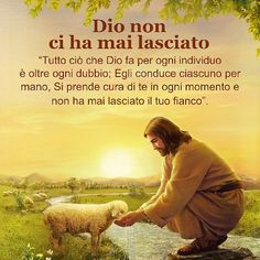 Dio non ci ha mai lasciato God Bless You Quotes, Easter Quotes, Italian Quotes, Beautiful Prayers, Blessed Quotes, King Of Hearts, Italian Language, God Loves You, Religious Quotes
