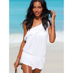 Swimsuit Cover Ups - Beach Dresses, Rompers & More - Victoria's Secret Swimwear Cover Ups, Swimsuit Cover Ups, Heidi Klum, Beach Dresses, Beach Outfits, Picnic Outfits, Honeymoon Outfits, Beach Attire, Casual Outfits