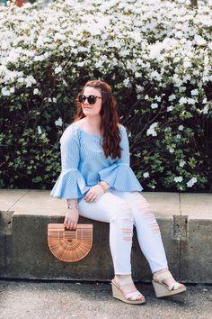 White & Blue, I Love You