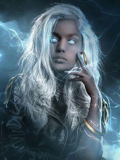 Stranger Things as X-Men by Boss Logic
