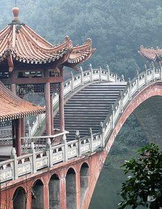 Éméi Shān, China 峨眉山, 中国四川省