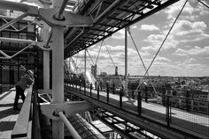 Centre Georges Pompidou / Renzo Piano - Richard Rogers. Photo: Burçin Yildirim