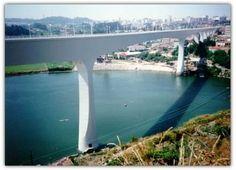 Ponte S. João - Pontes sobre o Rio Douro