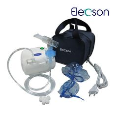 EL116 - Nebulizator - Aparat aerosol cu compresor Elecson ideal pentru toate varstele http://www.neomed.ro/nebulizator-aparat-aerosol-cu-compresor-elecson-el116.html