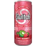 The Switch Sparkling Juice, Kiwi Berry, 8-Ounce Cans (Pack of 24) (Grocery)By The Switch