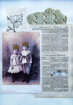 mano's welt: drawing challenge: crown / krone
