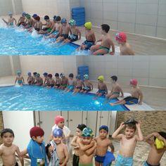 Atakent Fatih te yüzme derslerimiz başladı...