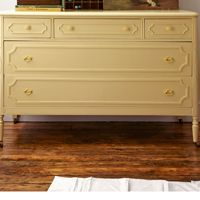 Enter for a chance to win one (1) restyled vintage dresser by Kingston Krafts. (Value: $ 895.00)