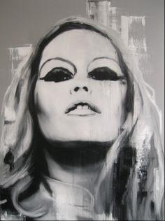BB - oil on canvas - 50 x 70