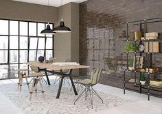 Ikea Küche Qualität   Braune Wandfliesen Glow Format 7 5x30 Qualitat Aus Steingut
