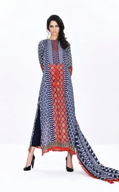 Khaadi Lawn now available at www.offstreet.dk Get your favourite print NOW!