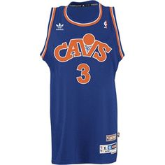 Support the Cleveland Cavaliers on and off the court by wearing this  Hardwood Classic Swingman jersey 0f9065803