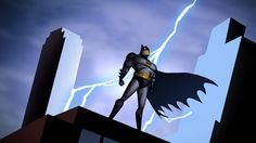 BATMAN: THE ANIMATED SERIES Intro Gets a Live-Action Makeover