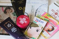 Makeup Withdrawal: Beauty Related Goodies From Asia