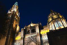 Catedral de Toledo, España.