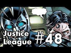 Justice League Darkseid War #48 Revew/Recap. Uneasy Alliance.