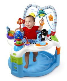 Look at this Baby Einstein Baby Neptune Activity Saucer on #zulily today!