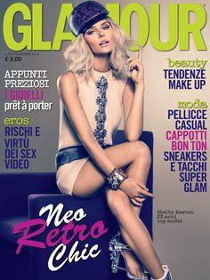 Shelby Keeton, Glamour Magazine [Italy] (November 2014)