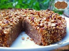 Der schnellste gesunde Kuchen ohne Zucker und Mehl The fastest healthy cake without sugar and flour Top-Rezepte. Cake Vegan, Healthy Cake, Healthy Sweets, Healthy Baking, Healthy Sugar, Healthy Snacks, Easy Cake Recipes, Cookie Recipes, Dessert Recipes