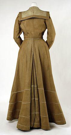 Suit (image 3) | American | 1900 | cotton | Metropolitan Museum of Art | Accession #: C.I.40.167.23a, b