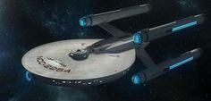 Star Trek Into Darkness, Star Wars Concept Art, Star Trek Starships, Star Trek Ships, Deep Space, Sci Fi Art, Spacecraft, Gundam, Cyberpunk