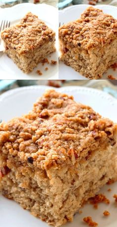 Banana Pecan Coffee Cake is a very moist cake and super easy to make, your whole family will love it, ENJOY!