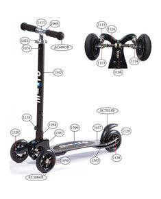 Look after your Micro Scooter with the wide range of spare parts for your Micro Kickboard Compact scooter, for scooter safety, and to keep it working well. Micro Scooter, Scooter Parts, Three Wheel Bicycle, Micro Kickboard, Scooter Storage, Best Electric Scooter, Scooters For Sale, Cheap Pendant Lights, Mechanical Design