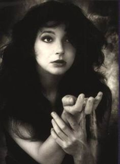Kate Bush - where, art, music, beauty and genius all come together. Take a bow Kate.