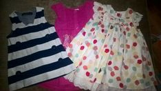 BABY GIRLS CLOTHES SUMMER DRESS BUNDLE EARLY DAYS MAMAS & PAPAS M&S 6-9M Girls Summer Outfits, Girl Outfits, Summer Dresses, Mamas And Papas, Baby Girls, Stuff To Buy, Clothes, Fashion, Toddler Girl Outfits