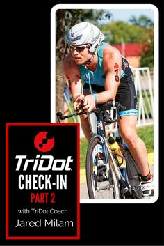 In Part 2 of our TriDot Check-In, TriDot coach Jared Milam gives insight on everything from his greatest challenges in triathlon training to his greatest accomplishments:  #TriDot #triathlon #swimbikerun #Tri4Him #WhyITri #TriDotCheckin