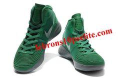 2ef53a350525 Blake Griffin Shoes - Nike Zoom Hyperdunk 2012 Green Silver Gray Nike Air  Max