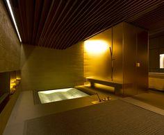 Four Seasons Hotel - Patricia Urquiola Spa Interior Design, Spa Design, Jacuzzi Room, Spa Treatment Room, Milan Hotel, Public Architecture, Sauna Room, Patricia Urquiola, Luxury Spa
