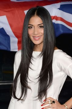 If I could look like anyone in the world, it would be Nicole Scherzinger.